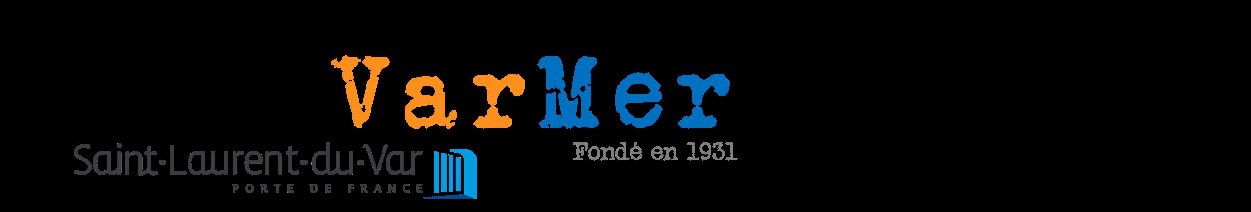 Club Var Mer à Saint-Laurent-du-Var (06) : club et école de voile pour apprendre la voile en catamaran, habitable, faire un stage de voile, louer un paddle ou un kayak Logo